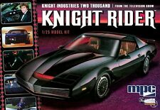 KNIGHT RIDER : KNIGHT INDUSTRIES TWO THOUSAND AKA K.I.T.T. 1/25 SCALE MODEL KIT