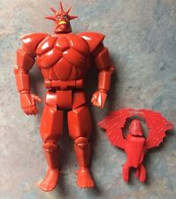 Monstar Mon Star Silverhawks Silver Hawks Kenner Complete Perfect Face Paint