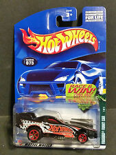 2002 Hot Wheels #75 Cold Blooded Series 1/4 : Firebird Funny Car - 54349