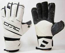 2017 CMC PRO ZONES CONTACT Roll Fingersave Soccer Goalkeeper Goalie Gloves Sz 10