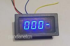 3½ Blue LED Digital Volt Panel Meter AC 0-700V Brand  1pcs new