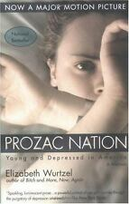 Prozac Nation by Wurtzel, Elizabeth