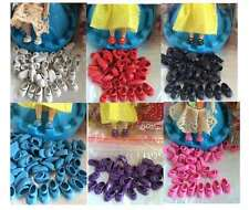 Free shipping 60 paris six  Color doll shoes For Kelly。 m5339