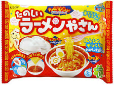 Kracie Ramen kit Happy kitchen popin cookin Japanese DIY making candy kits