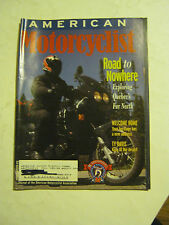 June 1999 American Motorcyclist Magazine  (BD-46)