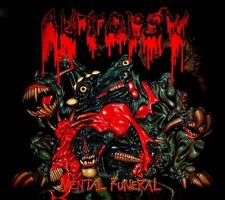 Mental Funeral by Autopsy (CD, Nov-2011, 2 Discs, Peaceville Records (USA))