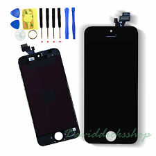 UK Replacement LCD Touch Screen Digitizer Display For Black iPhone 5+ Free Tool
