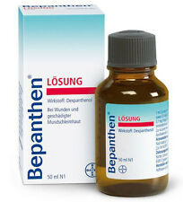 Bepanthen Solution - Bepantol Liquido - Fast Hair Growth Buy 2 and Get 1 FREE