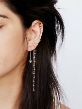 Free People Tiny Piercing Earring Set - New