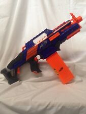 Nerf Rapidstrike cs-18 motorized Nerf n Strike Elite with clip and darts