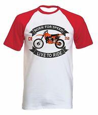 HONDA CR 250rl-NUOVO Amazing Graphic T-Shirt S-M-L-XL - XXL