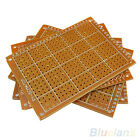 10pcs Solder Finished Prototype PCB For 5x7cm Circuit Board Breadboard DIY B54U