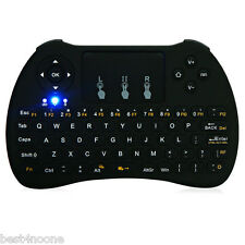 H9 Mini Hand-held Wireless Keyboard RF Air Mouse Combo for TV BOX Android DVD CD