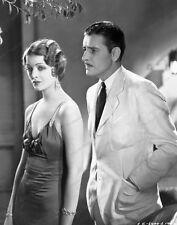 8x10 Print Ron Colman Myrna Loy Arrowsmith 1932 #566
