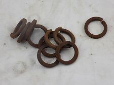 Panther motorcycle part sidecar fixing spring washers 7/8th inch x 10 Watsonian