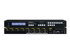 4x8 4:8 HDMI Matrix Switcher with Rack Mount RS232 EDID Learning/Mgmt SB-5648LCM