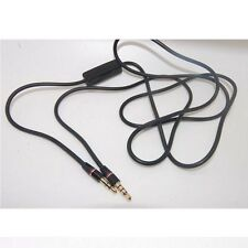 3.5mm Audio Cable Cord with MIC For Audio Technica ATH-Pro 700 MK2 Headphone XN