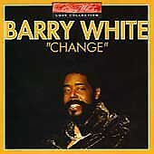 Barry White CD Change rare OOP