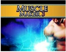 Muscle Maker Growth Bodybuilder Pills 6 Pack Abs Body Building Stack Tablets #1/