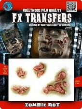 TINSLEY TATTOO 3D FX ZOMBIE ROT DECAYED SET HALLOWEEN Fancy Dress COSTUME PARTY