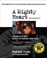 BOOK/AUDIOBOOK CD Danny Pearl Pakistan A MIGHTY HEART