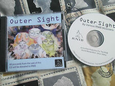 RNIB Outer Sight  Various Artists PROMO CD Album