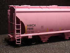 HO AMERICAN LIMITED ALM 1095 TRINITY 3281 2 BAY COVERED HOPPER HWCX #7994