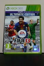 FIFA 2013 & FIFA 2012 Football Game EA Sports Microsoft XBox 360 Soccer