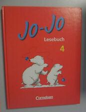 Lehrbuch/Unser Lesebuch Jo -Jo 4.Klasse/ 1.Auflage 1995