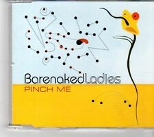(FM686) Barenaked Ladies, Pinch Me - 2000 DJ CD