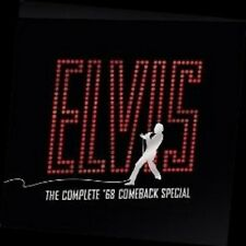 "ELVIS PRESLEY ""THE COMPLETE 68 ..."" 4 CD BOX  (JEWELCASE) NEW+"