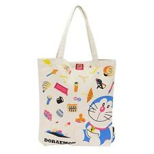Japan Anime Character Doraemon Canvas Tote Cute Fashion Bag For Lady & Girl New