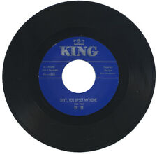 "JOE TEX  ""DAVY, YOU UPSET MY HOME""   TEX AT HIS  R&B BEST!    LISTEN!"