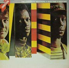 The Chambers Brothers(Vinyl LP)A New Time-A New Day-CBS-8-63451-UK-Ex/NM