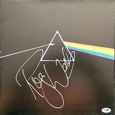 ROGER WATERS AUTOGRAPHED PINK FLOYD DARK SIDE OF THE MOON PSA/DNA RECORD ALBUM
