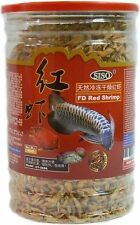 SISO FD Red Shrimp 250 Gm-Healthy Food For All Fish -Fresh stock- Exp - 5 / 2018