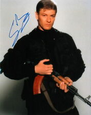 SEAN BEAN.. GoldenEye's Alec Trevelyan (Bond 007) SIGNED
