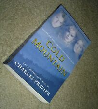 C. Frazier's COLD MOUNTAIN  - 1998 PB Book (450+ pages) - Good+ condition - NR