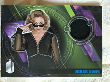Topps Doctor Who 2016 River Song Dress Blue Costume Card 92/99