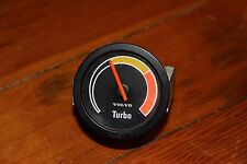 Volvo 240 Turbo Boost Gauge  242 244 245 52mm