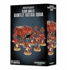 BLOOD ANGELS GAUNTLET TACTICAL SQUAD - WARHAMMER 40,000 40K - GAMES WORKSHOP