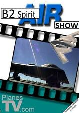 B2 Spirit Airshow (DVD) Aircraft Aviation Northrop Whiteman AFB RAF Mildenhall