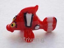 CLOWN FISH@Unique Glass Ornament@Collectable Gift Item@Loveable Nemo Caricature