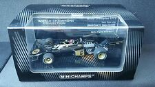1:43 Minichamps Lotus 72 Ford Cosworth E Fittipaldi F1 1972 Champion 436720006