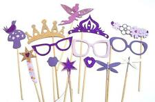 Photo Booth Props - Birthday Fairy Princess Party Photo Booth Props x14PC