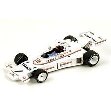 Lotus 74, No.1 Rouen F2 1973 Emerson Fittipaldi SPARK MODELS 1/43 S1775
