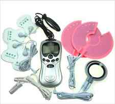 Shock Therapy Slimming Massager Electro E-Stimulation Toys Nipples Body