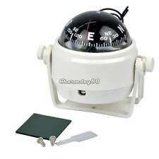 Sea Marine Pivoting Compass For Dashboard Dash Mount Marine Boat Truck Car C1MY