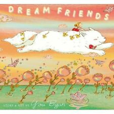 You Byun - Dream Friends (2014) - Used - Trade Cloth (Hardcover)