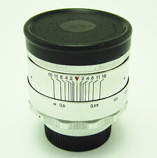 HELIOS-44 f258mm -13 blades aperture- MADE in USSR №0139136